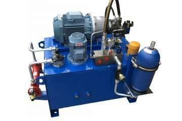 Centrale oleodinamica macchine lavorazione lamiera